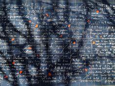 """Le Mur des """"Je t'aime"""" in Paris, Île-de-France"""