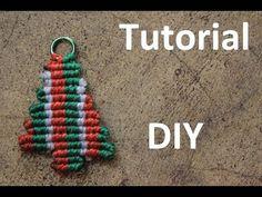 como hacer aros navideños arbol de navidad colaboracion catalina paz - YouTube