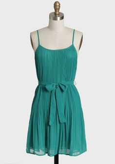 would be flattering on anyone! Earthly Riches Sash Belt Dress at #Ruche @Ruche