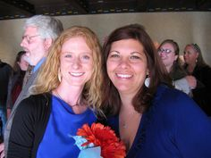 Heather and Erica, Coordinators of Southwestern Counseling Center