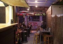 Badger Vs Hawk - La Trobe Street, Melbourne Melbourne Bars, Top Cafe, Bar Scene, Cafe Restaurant, Eat Right, Badger, Places To Eat, Night Life, Tacos