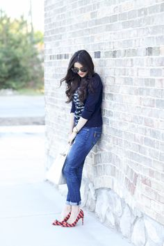 OUTFIT DEL DÍA: Look con jeans - Look with blue jeans