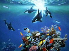 Orca Blues ~ Charles Lynn Bragg