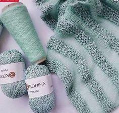 modello maglia lanificio di lorenzo Lace Knitting, Knitting Stitches, Knit Crochet, Knitting Designs, Knitting Projects, Knitting Patterns, Crochet Patterns, Metallic Yarn, Knit Fashion