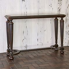Ambella Home Collection - Scrolling Gate Console Table - 02197-850-001