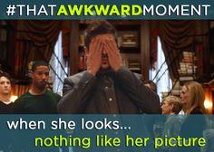 #thatawkwardmoment #thatawkwardmomentwhen