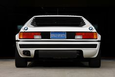 Feels like Tony Montana should have driven this instead of that Porsche 928: BMW M1