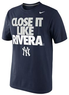 New York Yankees MLB Nike Player Wanna Be T-Shirt