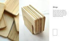 Blings. Design: Henrik Bie / Lars Ernst Hole.