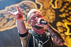 Ivan Moody - Five Finger Death Punch