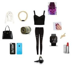 """""""By:Tamiah weekend outfit 884948"""" by happynini ❤ liked on Polyvore featuring Forever New, Vans, Vivienne Westwood, Lancôme, 1:Face, Marc by Marc Jacobs, Bling Jewelry and Acne Studios"""
