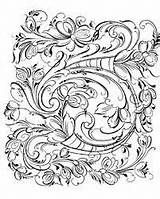 norwegian rosemaling patterns - Yahoo Image Search Results