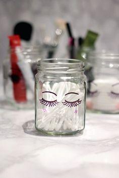 DIY Sharpie storage jars