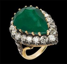 Hurem Collection / Ottoman Section Jewelry
