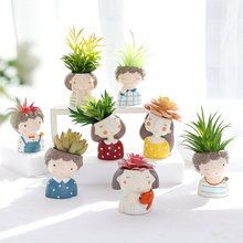 Audacious Galaxy Flowerpot Baby Action Character Cute Model Action Character Toy Best Christmas Gift For Multiple Purposes Dropshipping Toys & Hobbies