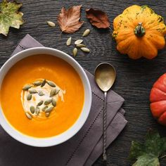 Pump up your performance with pumpkin by using it as a pre-workout fuel and a post-workout recovery food. Veggie Recipes, Healthy Recipes, Healthy Food, Sauce Caramel, Recovery Food, Fall Dishes, Pumpkin Soup, Veggies, Nutrition