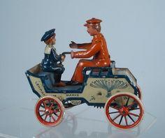 1903 Lehmann Tin Carriage, Germany.