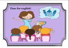 Plan dnia przedszkolaka - obrazki do pobrania - Pani Monia Family Guy, English, How To Plan, Fictional Characters, Speech Language Therapy, English English, English Language, Griffins