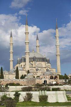 Selimiye Mosque Edirne Türkiye