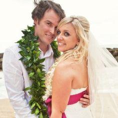 Our hawaii wedding