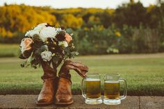 A Wisconsin Wedding at Dixon's Apple Orchard and Wedding Venue   Cadott, WI   SMMG Photography