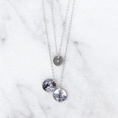 Customizable Photo Necklace to show off all your favorite photos!