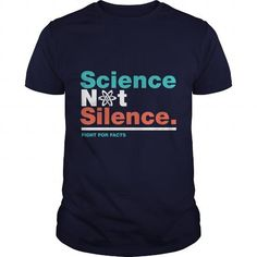 Science Not Silence Science Marc march for science on Washington Science Not Silence Science Marc #marchforscience #gift #shirt #ideas #march #Science #scientists #enthusiasts