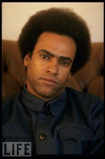 Black Panther Party co-founder Huey P. Newton