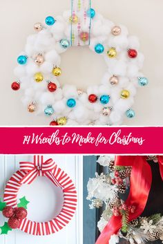 14 Wreaths to Make f