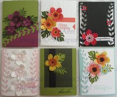Botanicals Group 1 by jreks - Cards and Paper Crafts at Splitcoaststampers
