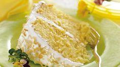 Pastel de piña colada | Como Hacer Pasteles
