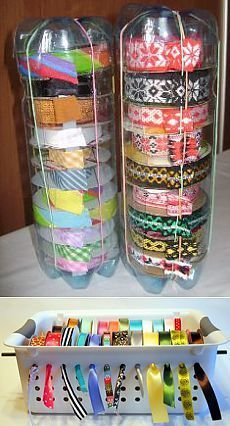 Latest Totally Free Ribbon Storage organizing tips Strategies Involving all the . - Latest Totally Free Ribbon Storage organizing tips Strategies Involving all the craziness associate - Sewing Room Organization, Craft Room Storage, Storage Organization, Organizing Tips, Coin Couture, Sewing Hacks, Sewing Crafts, Ribbon Storage, Craft Room Design