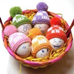 Bereli Rafadan Yumurtalar