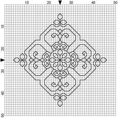 Wyrdbyrd's Nest - hoards of free blackwork patterns
