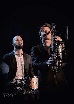 Kristin Korb Trio, Nils Landgren, Magnus Lindgren - Kristin Korb Trio, Nils Landgren, Magnus Lindgren at Kulturhuset Stadsteatern Stockholm