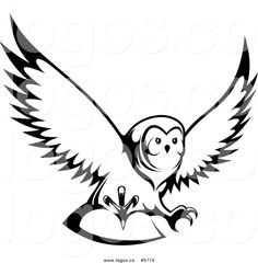 Image from http://logos.co/1024/royalty-free-vector-of-a-logo-of-a-black-and-white-owl-reaching-out-by-seamartini-graphics-5710.jpg.