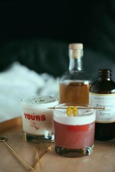 yours and mine cocktail