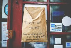 Pocket of poems for National Poetry Month [Similar to the pick and mix I'm working on] Love Quotes Photos, Best Love Quotes, Snowdonia, We Heart It, National Poetry Month, Dead Poets Society, Make Me Happy, Rebel, Inspirational Quotes