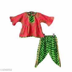 Kurta Sets Stylish Peplum - Dhoti Set for Girls Stylish Peplum - Dhoti Set for Girls Country of Origin: India Sizes Available: 2-3 Years, 3-4 Years, 4-5 Years, 5-6 Years, 6-12 Months, 9-12 Months, 12-18 Months, 18-24 Months, 0-1 Years, 1-2 Years   Catalog Rating: ★4 (661)  Catalog Name: Check out this trending catalog CatalogID_1398155 C61-SC1140 Code: 973-8342502-849