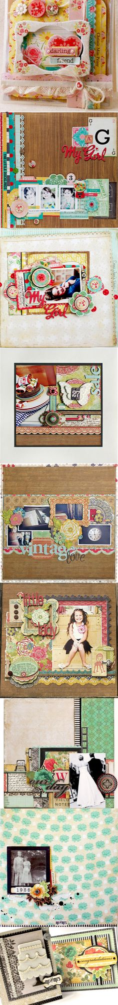 """Today's Peachy Cheap deal is a Crate Paper Collections Mega Kit. This deal has 48 double sided 12""""x 12"""" papers, 3 12'x 12"""" sheets of die cuts, 3 sheets of border stickers and 3 sheets of journaling stickers. The 3 lines included are Emma's Shoppe, Restoration and Portrait. 61% OFF at www.peachycheap.com!"""