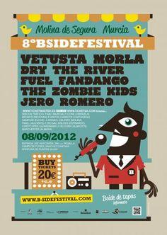 Festival B-Side. Entradas desde 20€ en ticketea.com