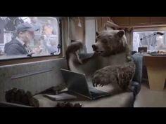 "CGI VFX Promo Spot HD: ""The Bear"" - by Mikros Image - YouTube"