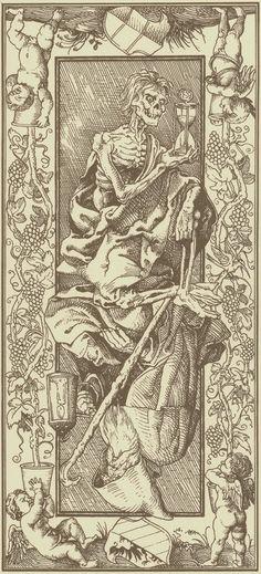 Durer Tarot - Death