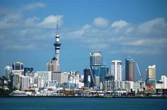 New Zealand (Auckland) Love this city!!