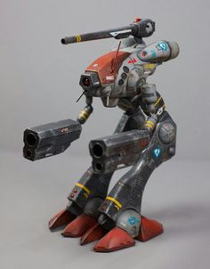 Robotech Macross offer's Battlepod