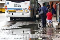 RS Notícias: Ônibus de Porto Alegre terão horários reduzidos a ...