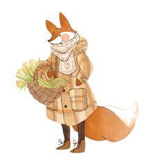 Fox | Vanessa Gillings