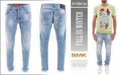 SMK DENIM&Co.: SMK DENIM&Co. | CALÇA TWO TRIP