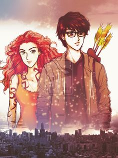 clarissa 'clary' fray, simon lewis, the mortal instruments City of Fallen Angels