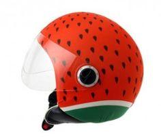 Watermelon helmet cover